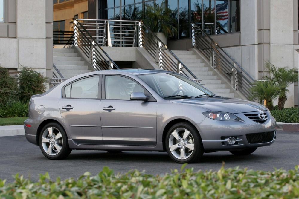 medium resolution of 2007 mazda 3 sport sedan