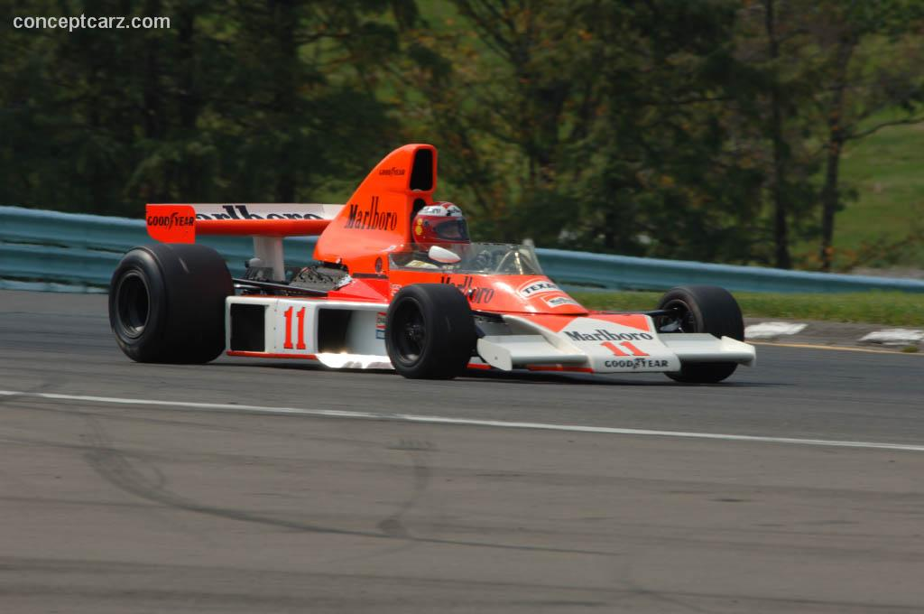 1976 Mclaren M23 Image Chassis Number 23 9 Photo 22 Of 24