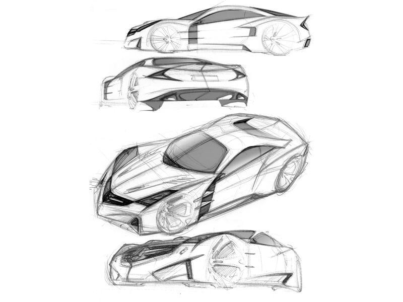 2010 Carlsson C25 Development Image. https://www