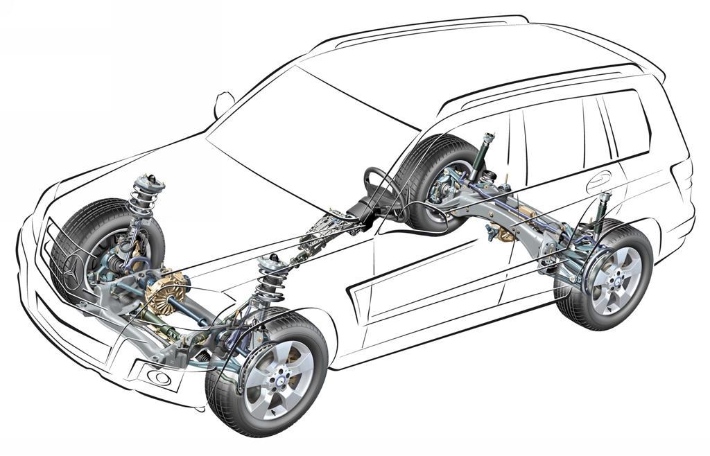 2011 Mercedes-Benz GLK-Class News and Information