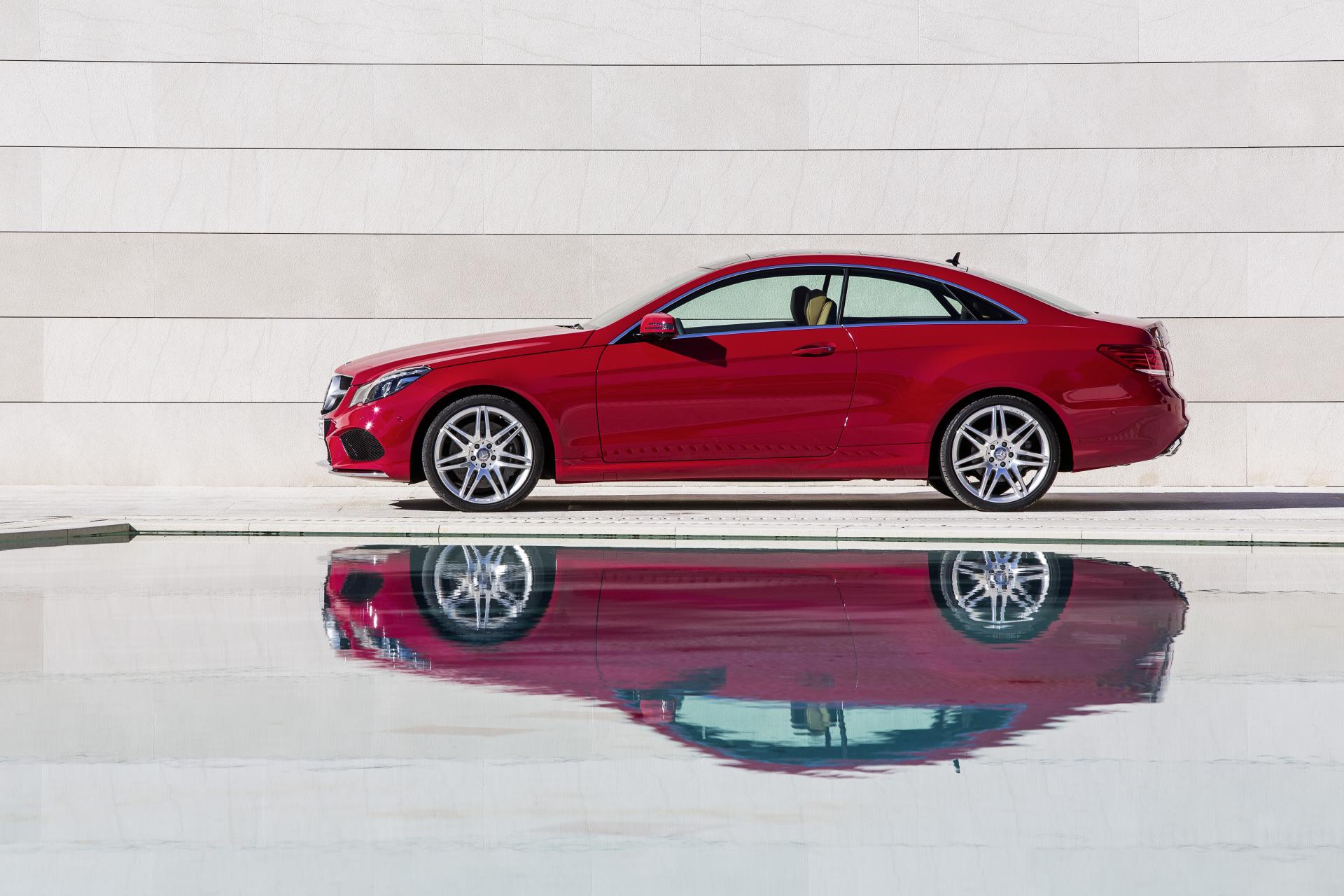 2014 Mercedes Benz E Class Coupe News And Information