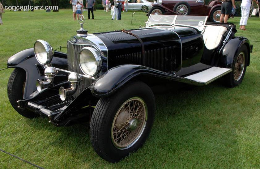 The Black Pearl Wallpaper 1931 Mercedes Benz Ssk Sport Ii Conceptcarz Com