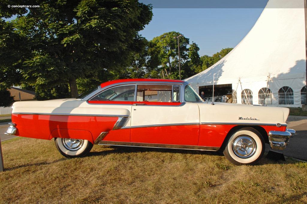 1956 Mercury Montclair  conceptcarzcom