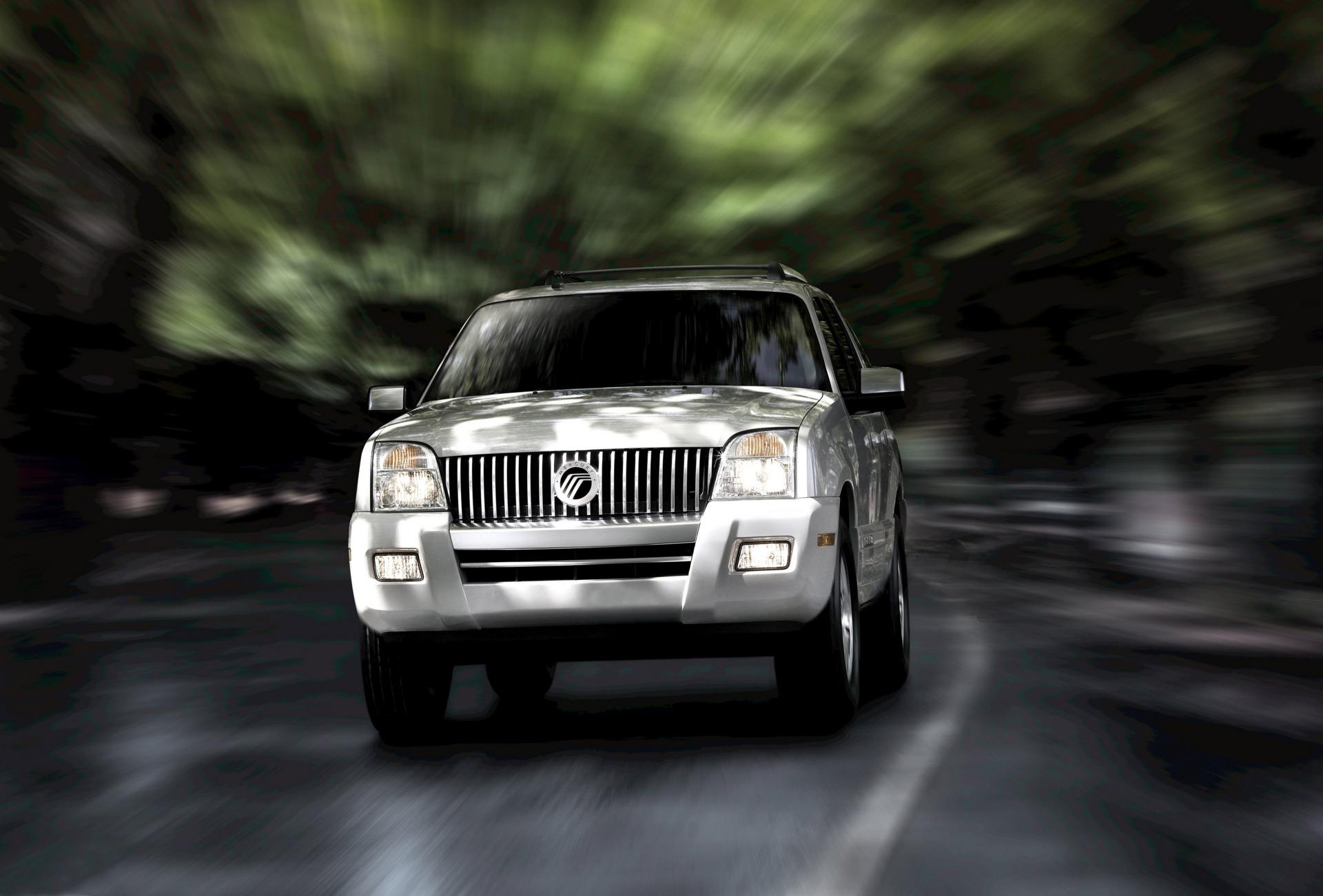 Wallpaper Muscle Cars Free 2009 Mercury Mountaineer Conceptcarz Com