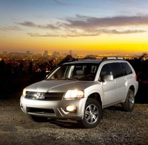 2008 Mitsubishi Endeavor News and Information