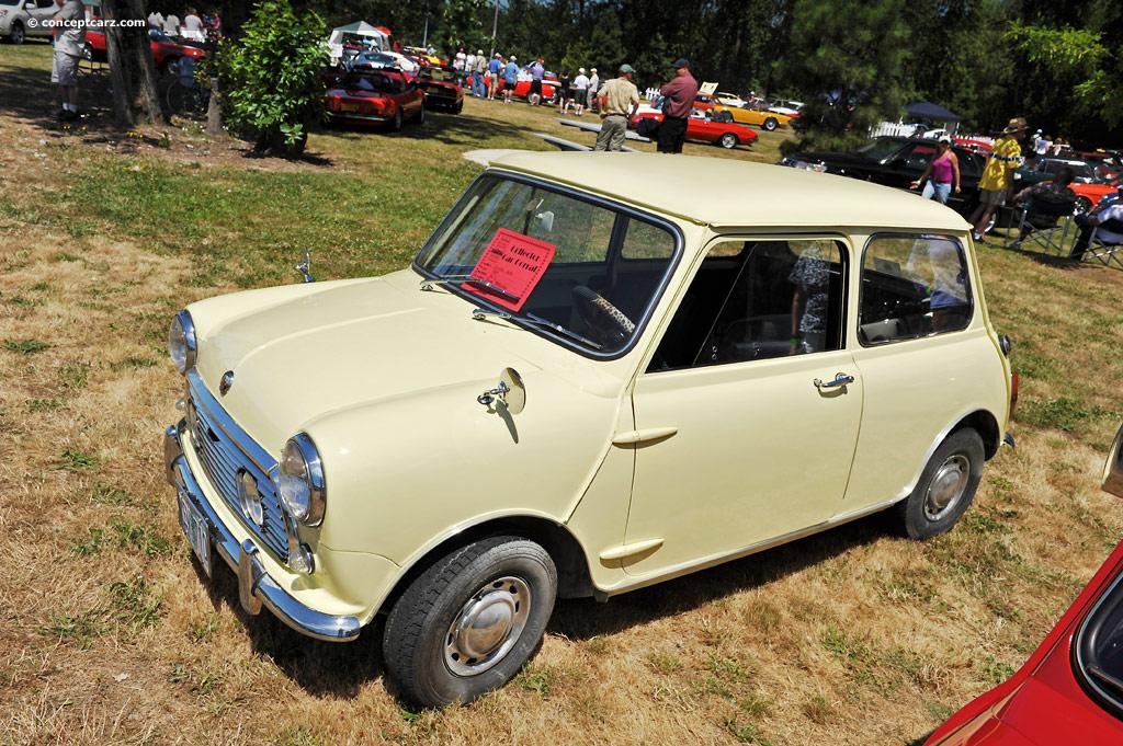 1969 Morris Mini Cooper Image Photo 22 Of 25