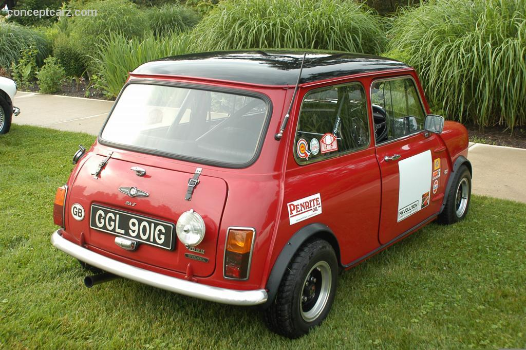 1969 Morris Mini Cooper Images Photo 69MorrisMini