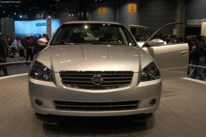 2005 Nissan Altima History, Pictures, Value, Auction Sales ...