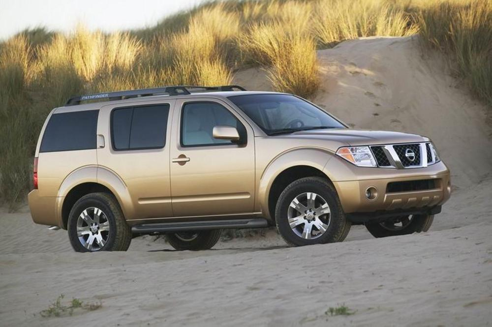 medium resolution of 2007 nissan pathfinder history pictures value auction sales research and news