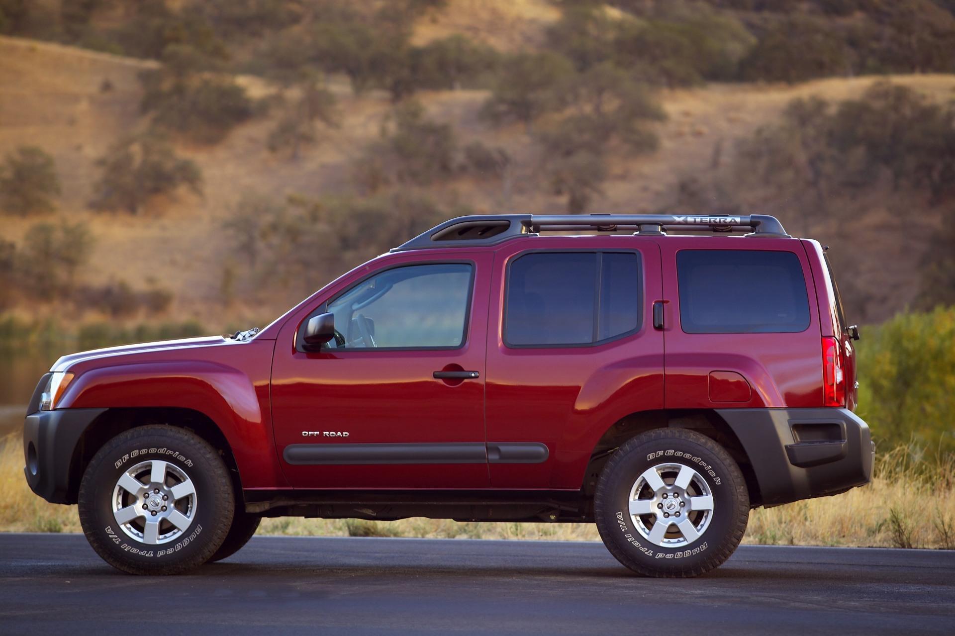 2007 Nissan XTerra History Pictures Value Auction Sales