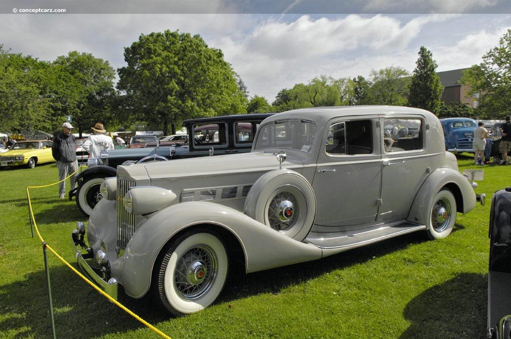 21 Car Wallpaper 1935 Packard 1204 Super Eight Image Photo 17 Of 21