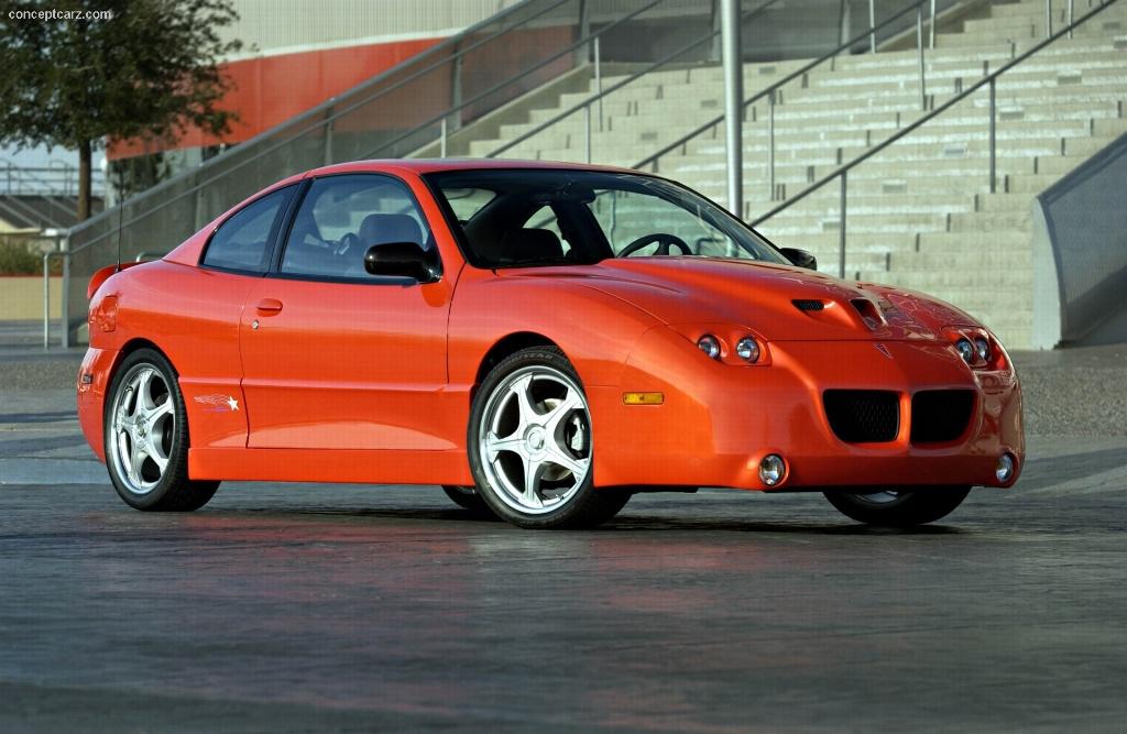 2002 Pontiac Sunfire Image Httpswwwconceptcarzcom