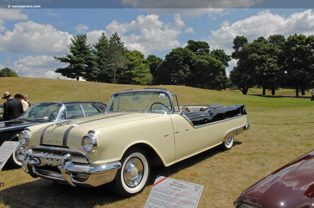 1955 Pontiac Star Chief Series 28 Catalina Custom