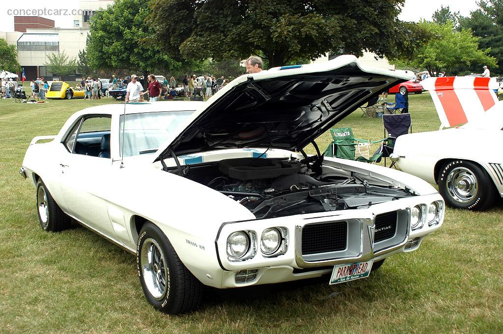 1969 Pontiac Trans Am Prototype Horsepower Memories