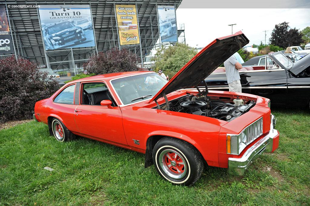 1978 Pontiac Phoenix Image Chassis Number 2Y27U8t132959