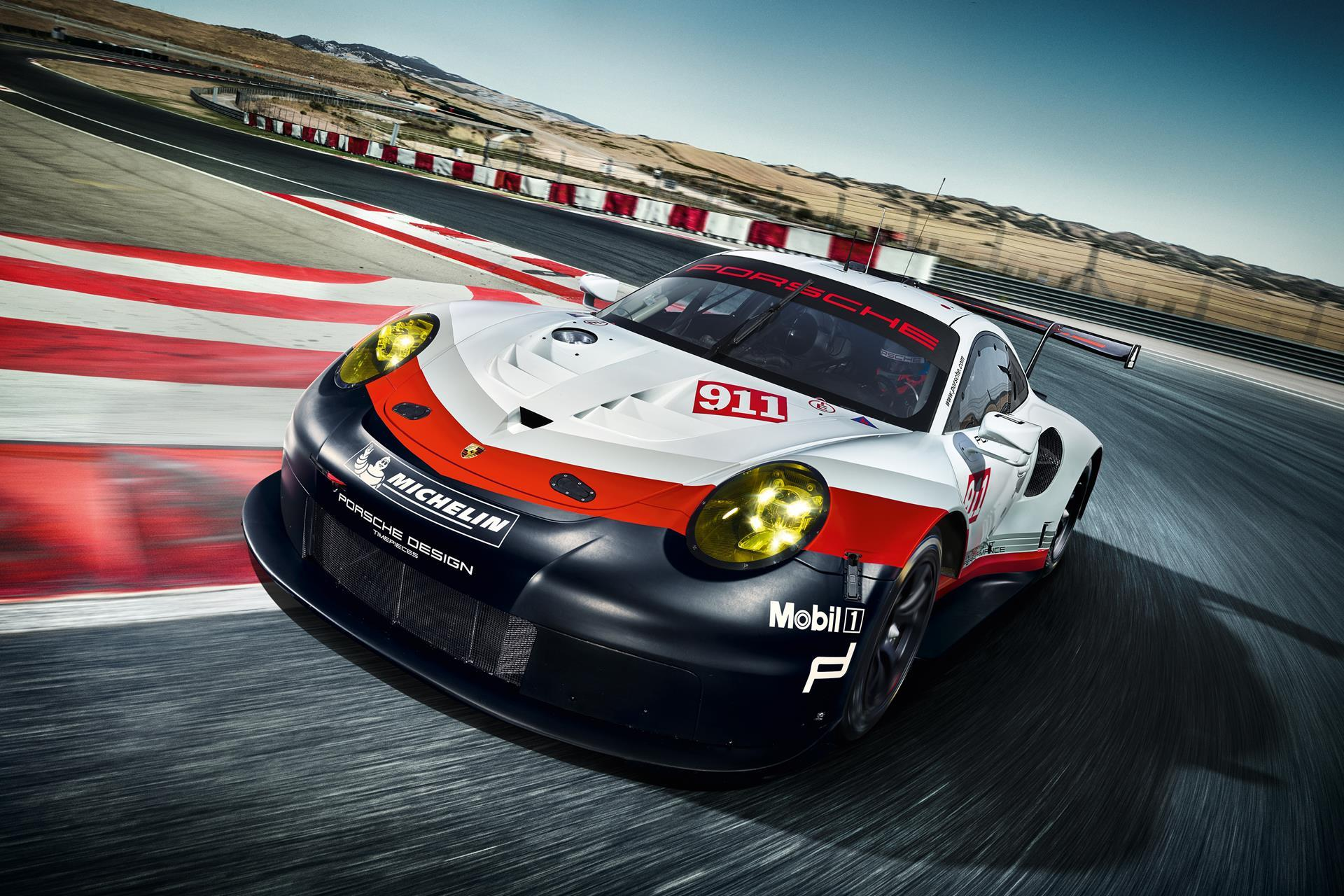 2017 Porsche 911 Rsr News And Information Research And Pricing