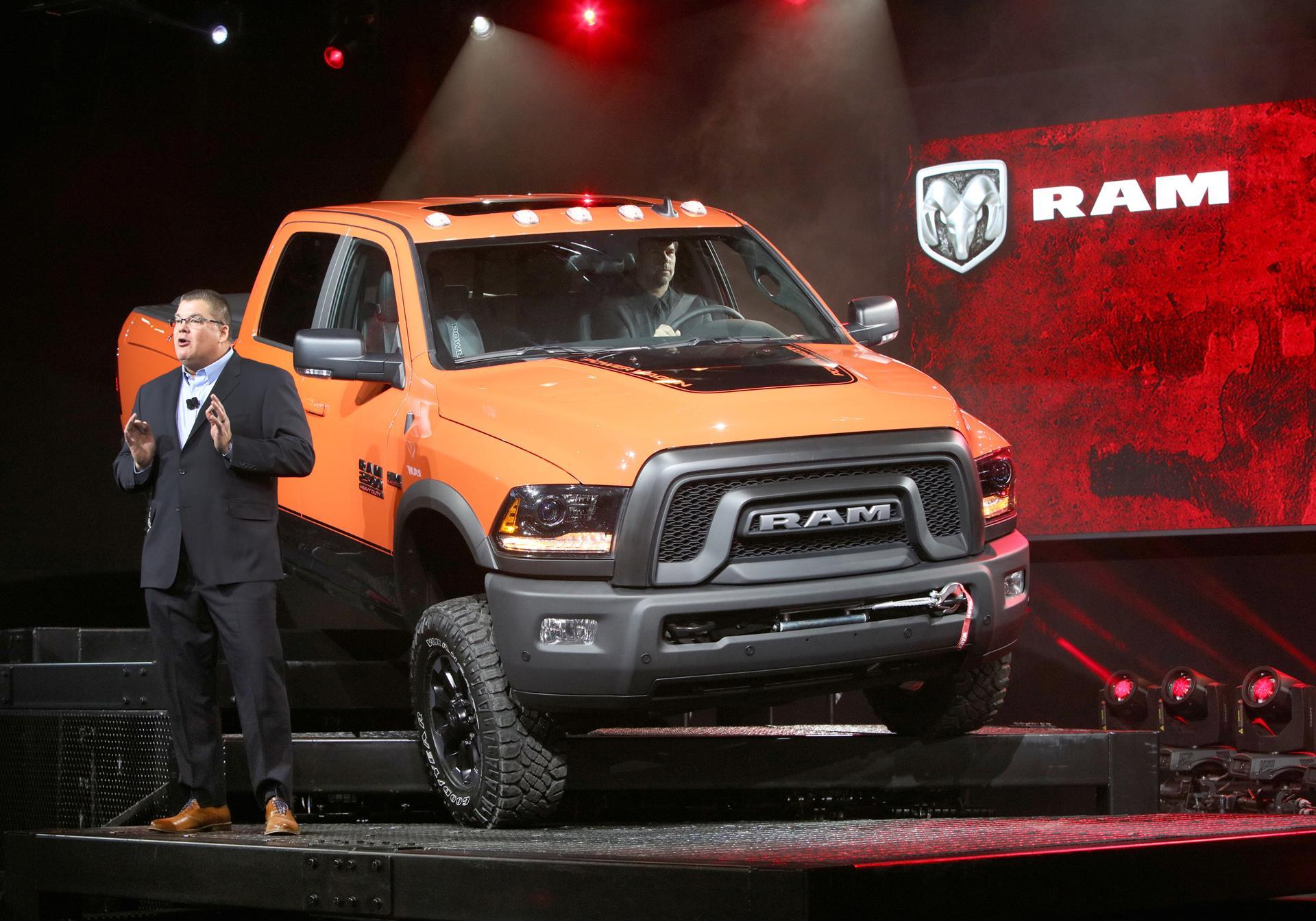2017 Ram Power Wagon News And Information