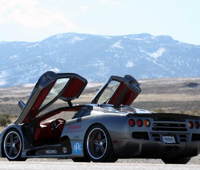 2007 Ssc Ultimate Aero Tt