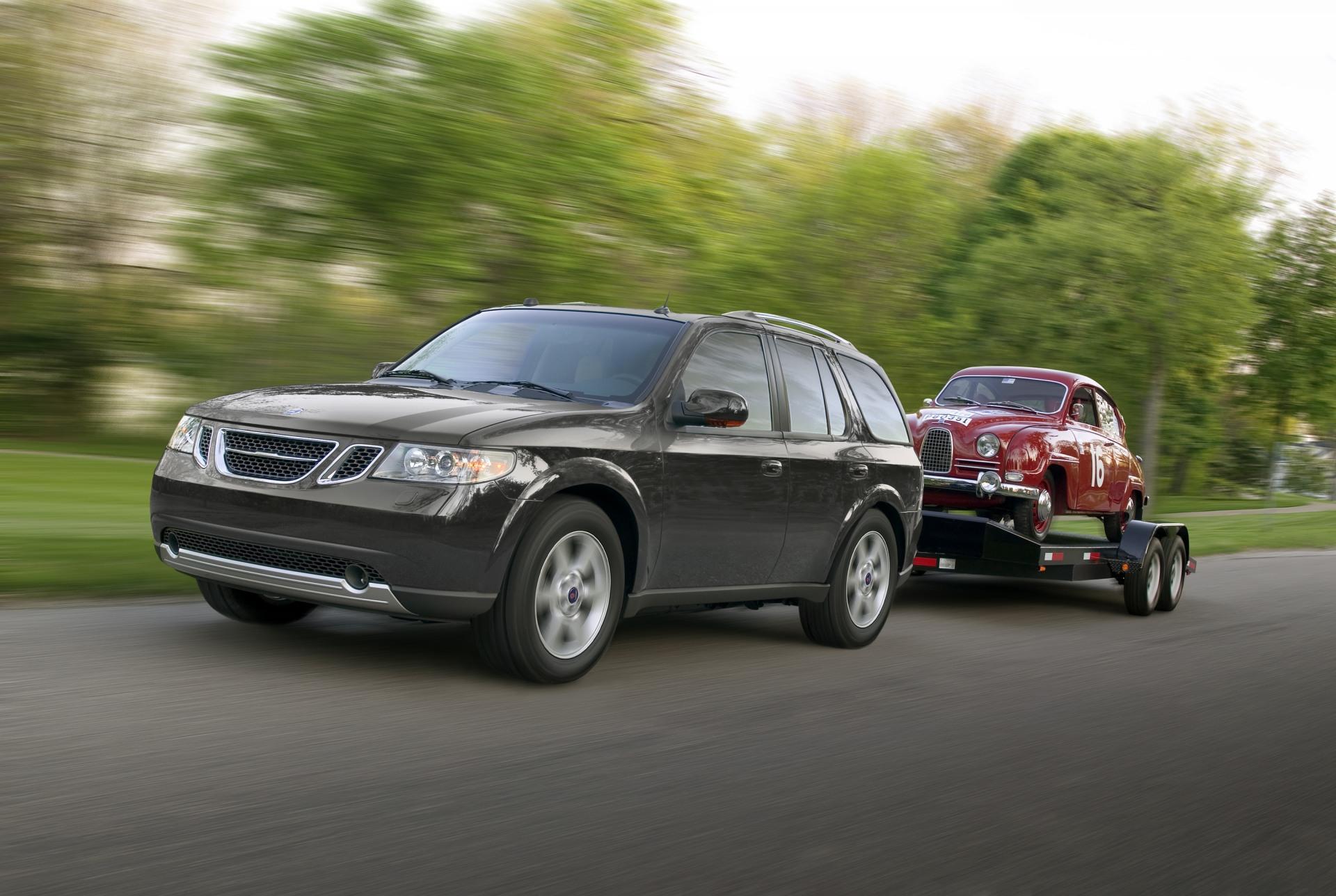 2009 Saab 9 7X News And Information