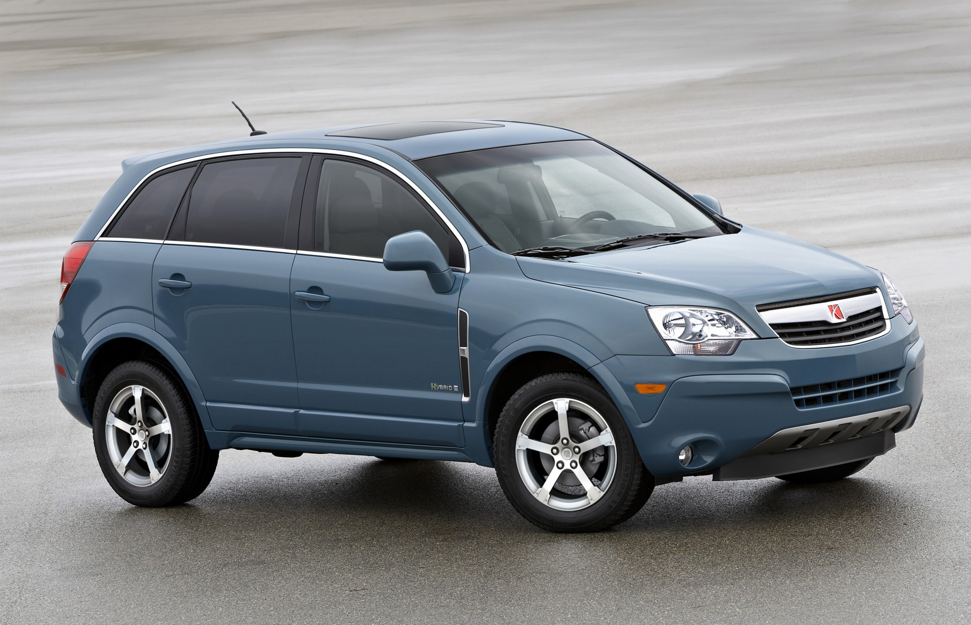 2008 Saturn Vue Green Line News And Information