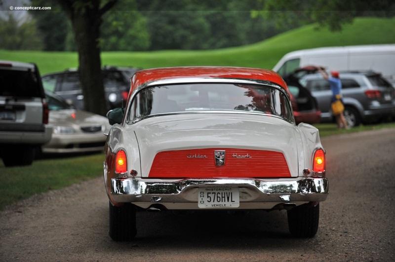 1956 Thunderbird Also 1957 Ford Thunderbird Further Studebaker Wiring