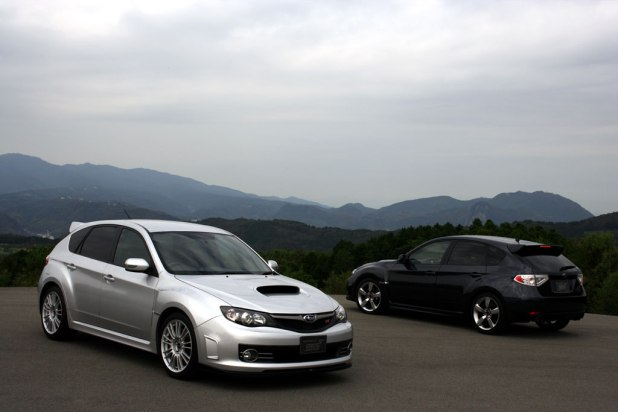 Wallpaper Subaru Impreza Wrx Sti Hatchback Shareimages