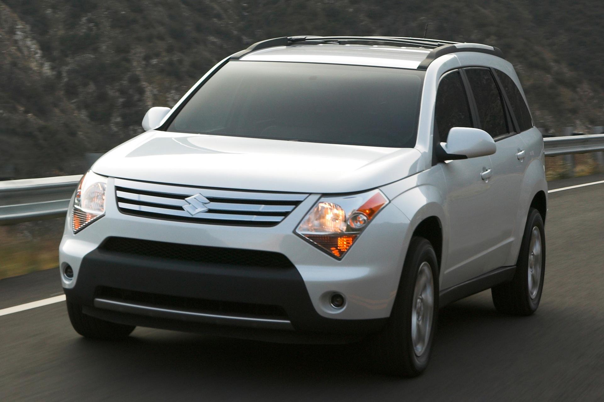 Suzuki Xl7 News And Information