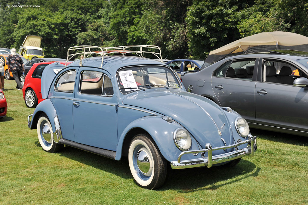 1958 volkswagen beetle technical