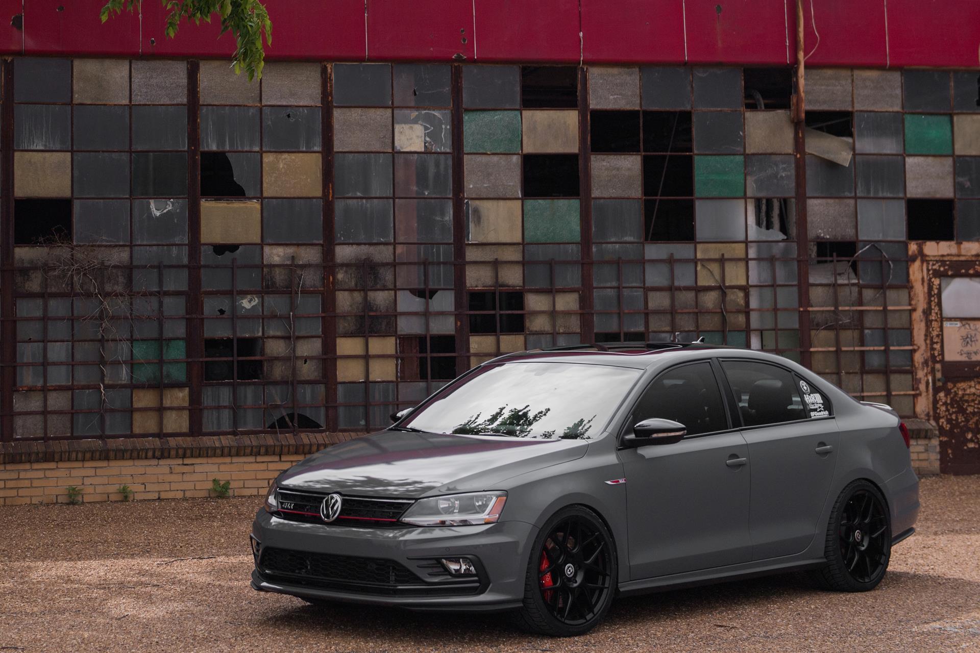 2017 Volkswagen Jetta GLI Nardo Concept News And