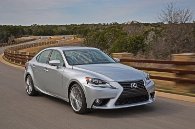 Lexus Announces Pricing For All New Is Sedan