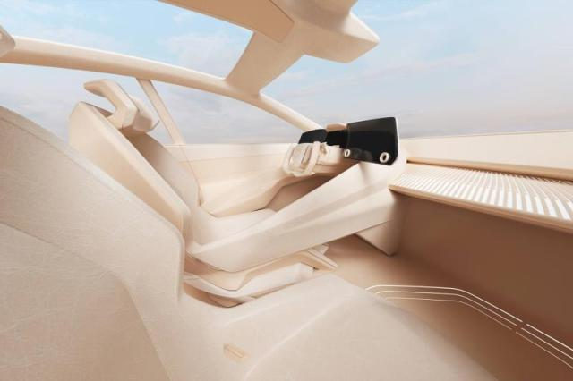 Lexus partners with artists & designers for New LF-Z Electrified Concept Car Virtual Interiors Series