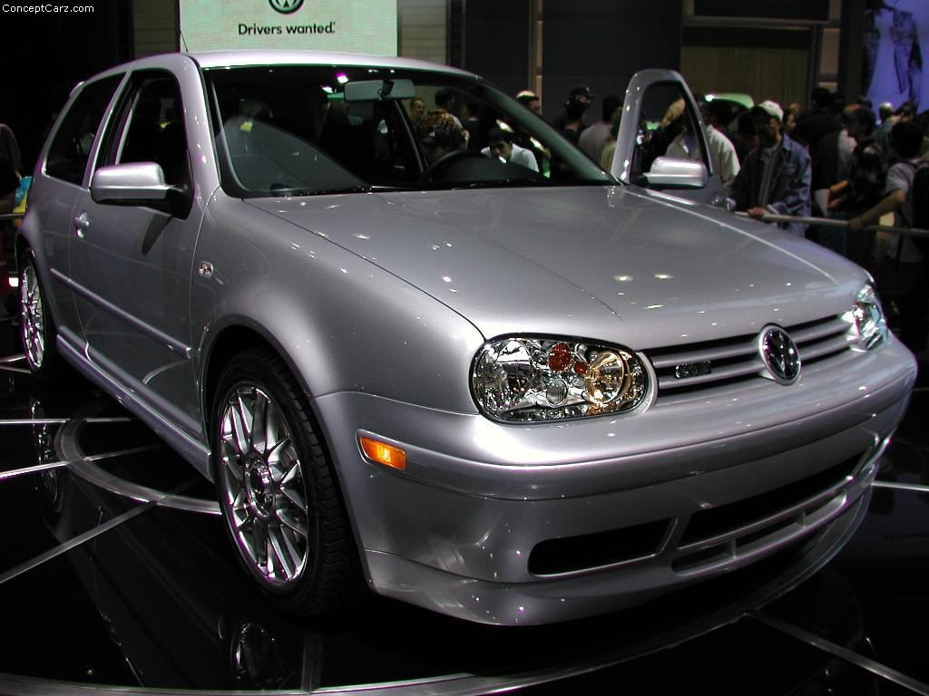 Vw Wallpaper Hd 2003 Volkswagen Golf Gti 337 Conceptcarz Com