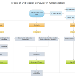 block diagram types of individual behavior in organization  [ 1050 x 790 Pixel ]