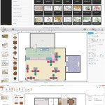 Cafe Floor Plan Example How To Create Cafe Floor Plan Design Cafe Design Library Cafe Plan
