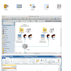 Active Directory Visio Diagram Example Philips Advance Ballast Icn 4p32 N Wiring Diagramming Free Engine Image