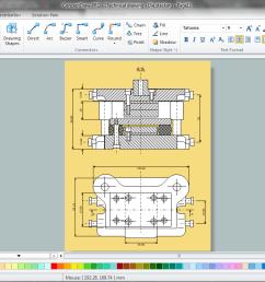 tmg visio diagram [ 1366 x 729 Pixel ]