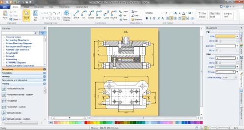 small resolution of tmg visio diagram
