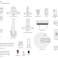Free Tool To Draw Architecture Diagram 86 Mazda B2000 Wiring Design Element Machines And Equipment Professional