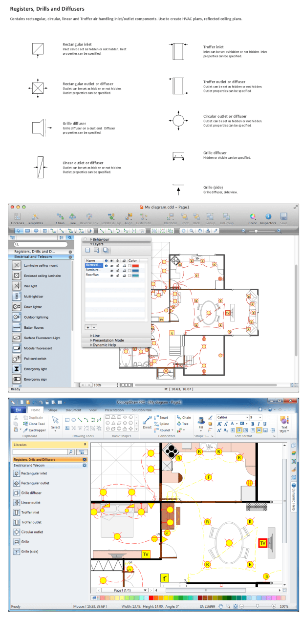 Software To Draw Reflected Ceiling Plan Www