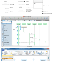 diagramming software for designing uml sequence diagrams [ 1200 x 2250 Pixel ]
