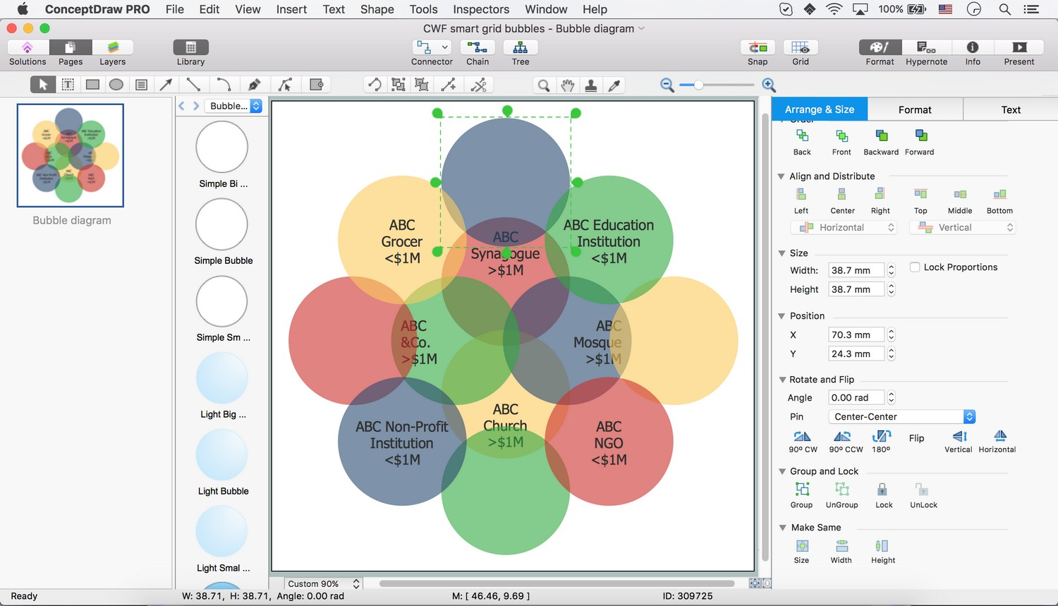 hight resolution of  best diagramming software for macos
