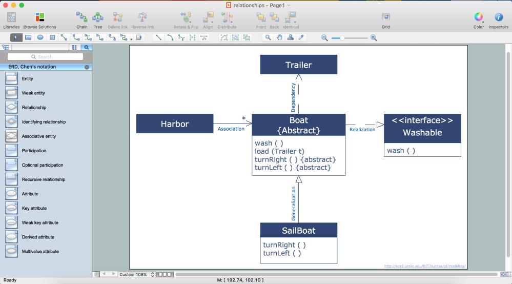 medium resolution of entity relationship diagram software