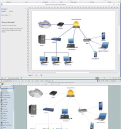 ms visio look a like diagrams on mac network topology diagram [ 1200 x 1547 Pixel ]