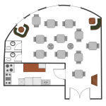 Restaurant Floor Plans Restaurant Design