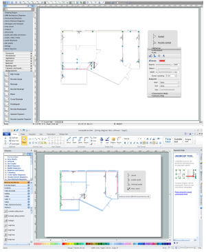 Wiring Diagrams with ConceptDraw PRO | Electrical Drawing