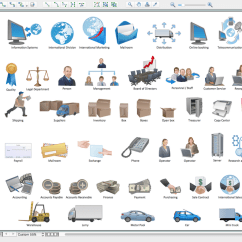 How To Draw Business Process Diagram Stingray Anatomy Create Workflow Features Diagrams Faster