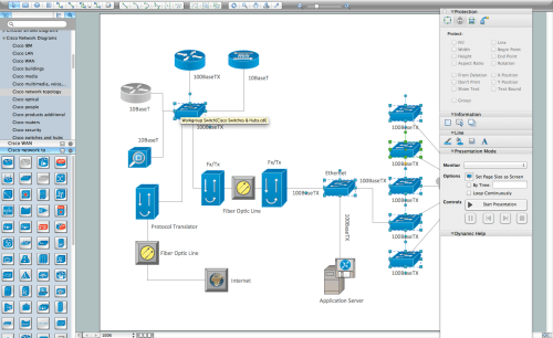 small resolution of network wiring diagram software