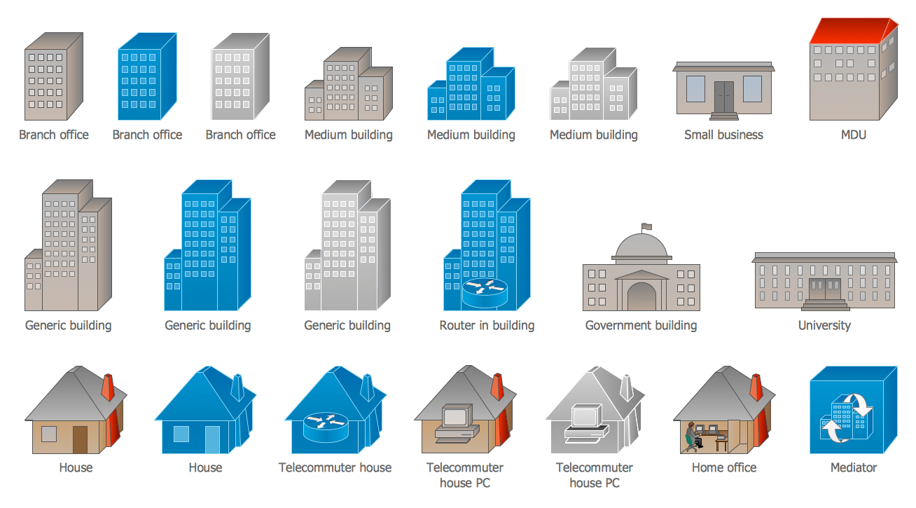 hight resolution of cisco buildings library