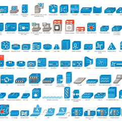 Cisco Network Diagram Symbols 24v Trailer Wiring Icons Products Additional Library