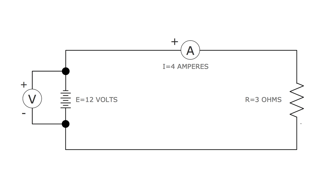 Electric Circuit Schematic